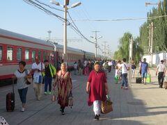 ウルムチ~ホータン南疆鉄道の旅 ⑦再び南疆鉄道に乗り、ホータンへ