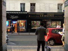 フランス夏の終わりの気まま女子旅!②(パリ*アパルトマン生活編 その1)ヴァンヴの蚤の市を巡り、16区ローカルまち歩きと絶品キャフェランチ、お膝下ルイ・ヴィトンブティックのショッピング!