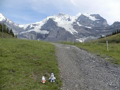 グーちゃん、スイスアルプスへ行く!(ヴェンゲンへ!コニヘー襲われる!?編)