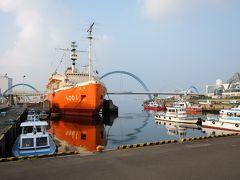 名古屋港を訪れました