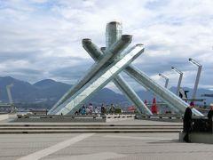 2015夏 北米西海岸03:バンクーバー オリンピック聖火台、カナダプレイス、ギャスタウン
