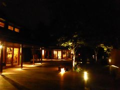優雅な夏の避暑♪ Vol9 ☆中軽井沢:「ハルニレテラス」で幻想的な夜景と音楽とディナー♪