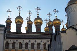 ジャンボでロシア3泊-2 モスクワ