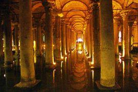 メドゥーサの微笑/地下宮殿の水底に漂うは、運命か、母なるTerraの行く末か【イスタンブール-4:ウマい話にウラは無い!】