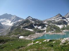2015年オーストリア・イタリアの旅 №8  *** Weisssee 周辺ハイキング ***