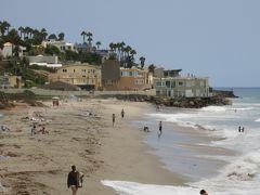 2015 カリフォルニアの青い海と空と太陽と…名古屋発ホノルル経由LA