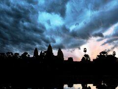 カンボジア・アンコール遺跡への道