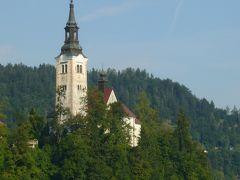 クロアチア・スロベニアの青い空・蒼い海・碧い湖を堪能する夏休み(その7)~ブレッド湖、ポストイナ鍾乳洞、リュブリャナ