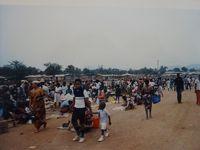(10)1987年サハラ砂漠縦断 西アフリカと中央アフリカ横断の旅12か国64日間(23)中央アフリカ共和国(バンギ)