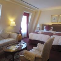 六甲山ホテルでカフェ、北野散策、北野ホテルに宿泊