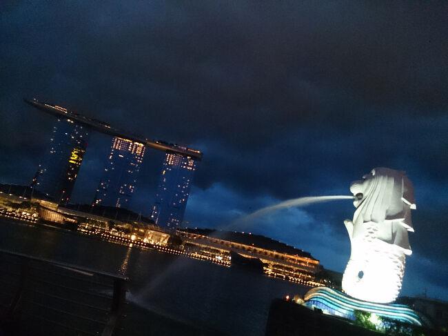 2015年夏休み。<br /><br />1泊4日でシンガポールに行きました。