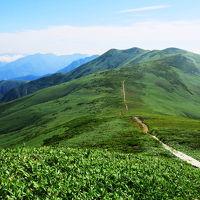 「やっぱり自然は素晴らしい!」 人を笑顔にする嫋やかな山容 ~平標山・仙ノ倉山~