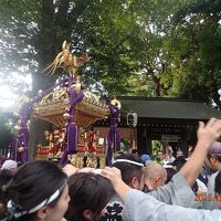 神明宮例大祭2015<神明宮にて>