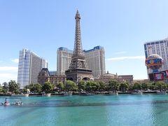 米西海岸紀行(2) 昼も夜もトレビア~ン! 巴里のエスプリ&香り漂う Paris Las Vegas に4連泊