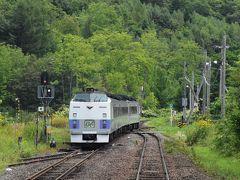 石北本線の「白滝と付く停車場」を見つける鉄道旅(北海道)