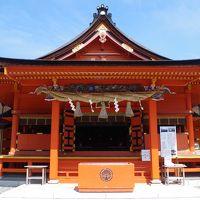 静岡県富士宮市/静岡市 浅間大社と焼きそば、駿府城公園(2015年9月)