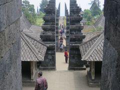 フラッシュパッカー 一人旅 ジョグジャカルタ 3日目(ソロ市内、チュト寺院、スクー寺院、ブンガワンソロ)