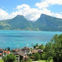 スイストラベルパスで巡る初スイスとついでにベネチア、ミラノの夫婦旅21日間  no14 モントルーからゴールデンパスラインでグリンデルワルドへ