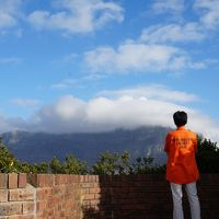 Adventurousな南アフリカの旅 (1) 長い道のりの先の虹の国