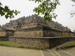 フラッシュパッカー 一人旅 ジョグジャカルタ 4日目(ボロブドゥール寺院遺跡群、クラトン、タマン・サリ、ホテルステイ)