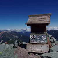 第5回ゆるゆるJr山旅@槍ヶ岳② ~槍ヶ岳登山~