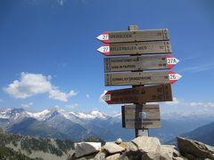 2015年オーストリア・イタリアの旅 №10  *** Speikboden ハイキング ***
