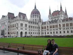 夜行寝台、聖イシュトバーン大聖堂、国会議事堂~チェコ&ブダペストの旅11