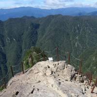 2015年09月 日本百名山 6座目の 「大台ヶ原山」に行ってきました。