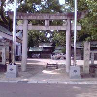 堤治神社に行ってきました。