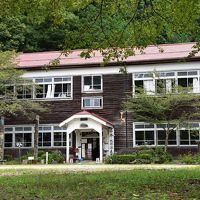 昭和が輝いていた遠山郷の森林鉄道と木沢小学校を訪ねて(長野)