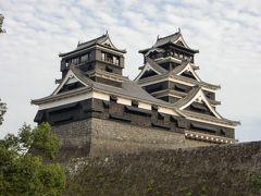 熊本城近辺を気ままにぶらり旅