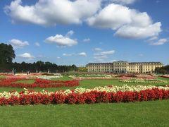 ウィーンの休日 ④ 世界遺産シェーンブルン宮殿とグロリエッテでティータイム♪&クアサロンコンサート