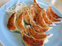 また一時帰国04★浜松★浜松餃子と回鍋肉