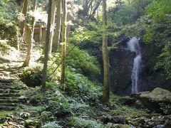 帰省ついでに地元再発見!1159段登って久能山東照宮参り&オクシズのマイナースポット不動の滝へ