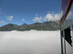 2015秋 乗鞍1:新穂高ロープウェイ 360度パノラマ雲上の世界へ
