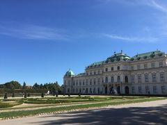 ウィーンの休日 ⑤ 美術史美術館と世界一美しいミュージアムカフェでティータイム&ベルヴェデーレ宮殿でクリムト