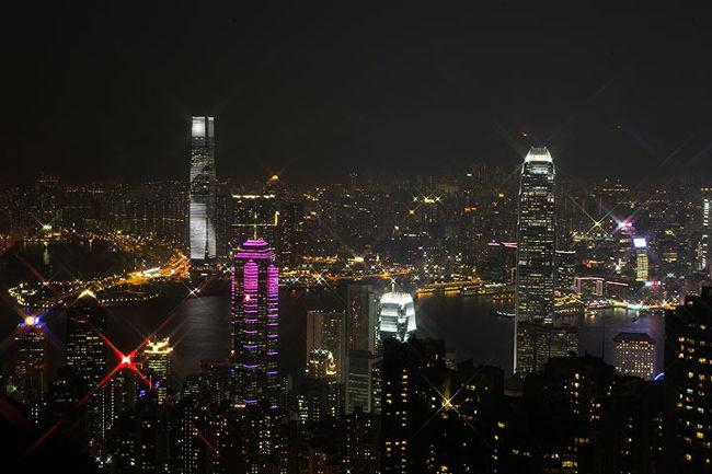 香港旅行記2015②(2日目、8月25日、北京ダック、ビクトリアピーク編)