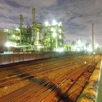 2015秋の川崎工場夜景