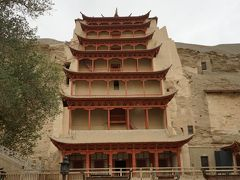 2015.8 蘭州・敦煌・西安~河西回廊を行く【9】~敦煌・莫高窟