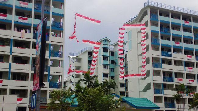 2回目のペナン&シンガポール滞在記です。vol.2はシンガポール編。8月9日のナショナルデーを楽しみました。