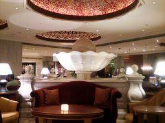 2015秋ついにインド#3 デリー到着 豪華タージマハルホテルで短い夜を過ごす
