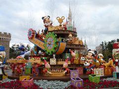 2013年12月23日 東京ディズニーランド クリスマスも30周年も楽しんじゃいます!