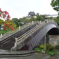 湖東・湖北・若狭・丹波の庭園紀行(73) 昼食後に福知山城に上る 上巻。