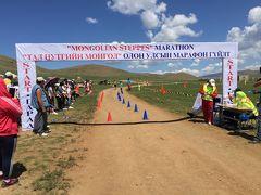 モンゴル草原国際マラソン2015