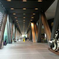 2015 SEP 清澄白河散歩 (後)東京都現美のオスカーニーマイヤー展を見てブラジルへ行きたくなった