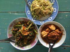 ミャンマーの家庭料理体験&湖ボートツアー
