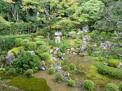 湖東・湖北・若狭・丹波の庭園紀行(79) 照福寺3種の庭園。