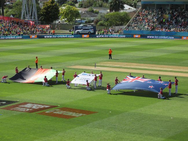 クリケット ワールドカップ2015が ニュージーランドで開催(オーストラリアとの共催)され、ニュージーランド対アフガニスタンの試合を観戦しにネイピアへ、ロトルアから2泊のドライブ旅行をしました。<br /><br />アルバム part 1は、ロトルアからネイピアへのドライブ風景。<br />