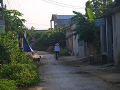 ベトナム、世界遺産チャンアンのあるニンビンの村の農家にホームステイ。と言うか、奥さんの実家。。。