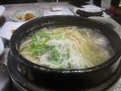 2015 釜山では散歩して食べるだけ!の前半は釜田市場を散歩したり新規でフグスープや久々の豚焼肉食べたりしてました